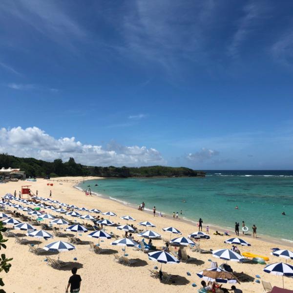 沖縄県読谷村儀間(ヨミタンソン・ギマ)のニライビーチ