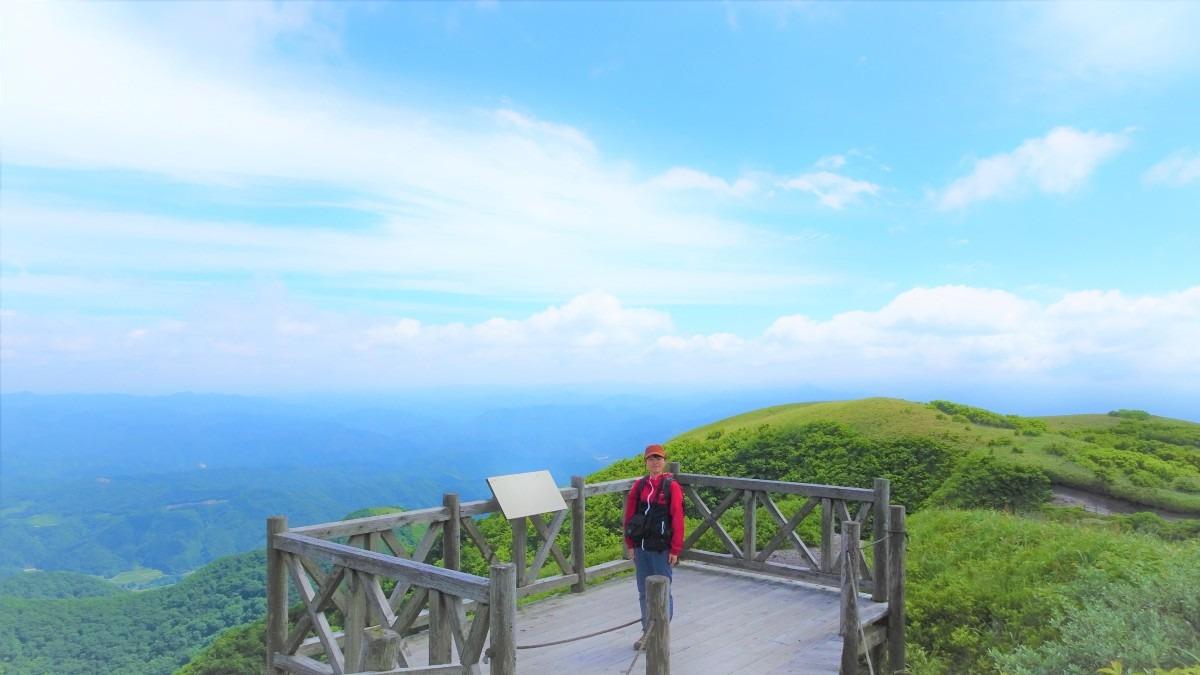 【二百名山】島根の名峰 三瓶山