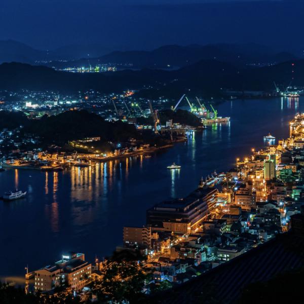 浄土寺山展望台から見る尾道水道 4