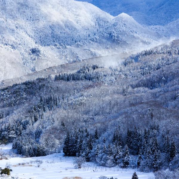 山寺からの景色