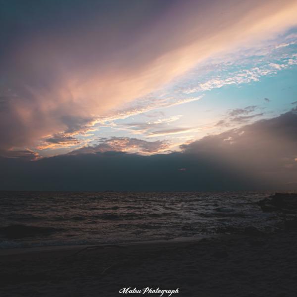 あの日の海辺
