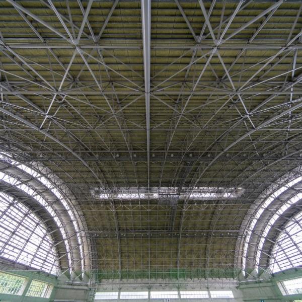 体育館の天井的なやつ