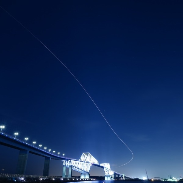 夜間飛行(回想編):希望の灯り✨80秒の奇跡祈り