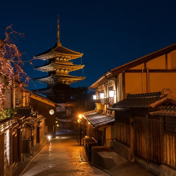 人恋しい京都