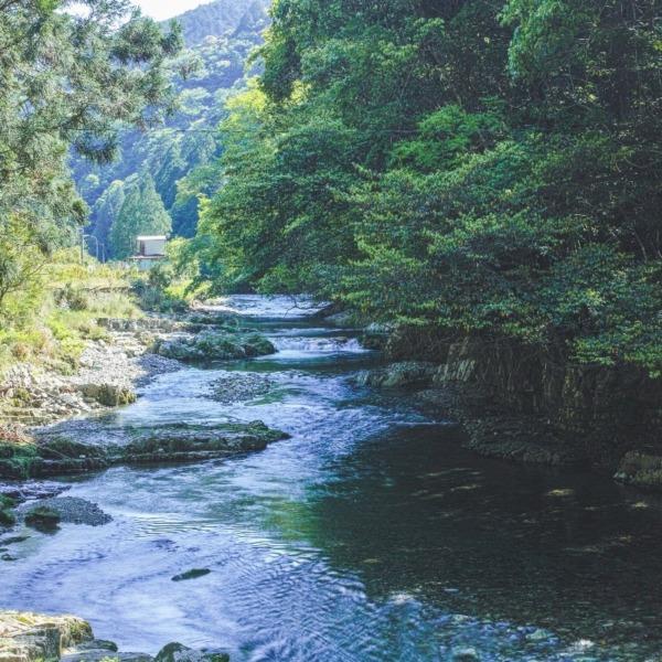 山河の景色