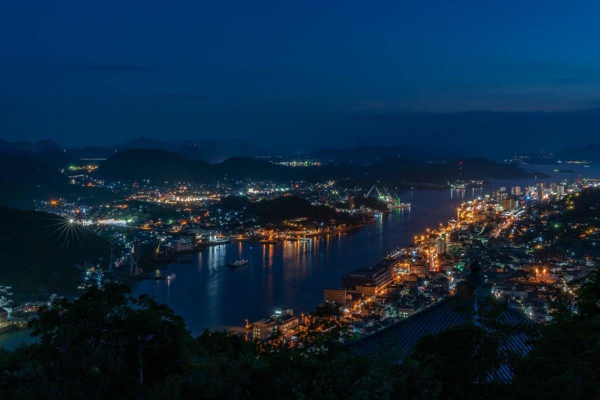 浄土寺山展望台から見る尾道水道 3
