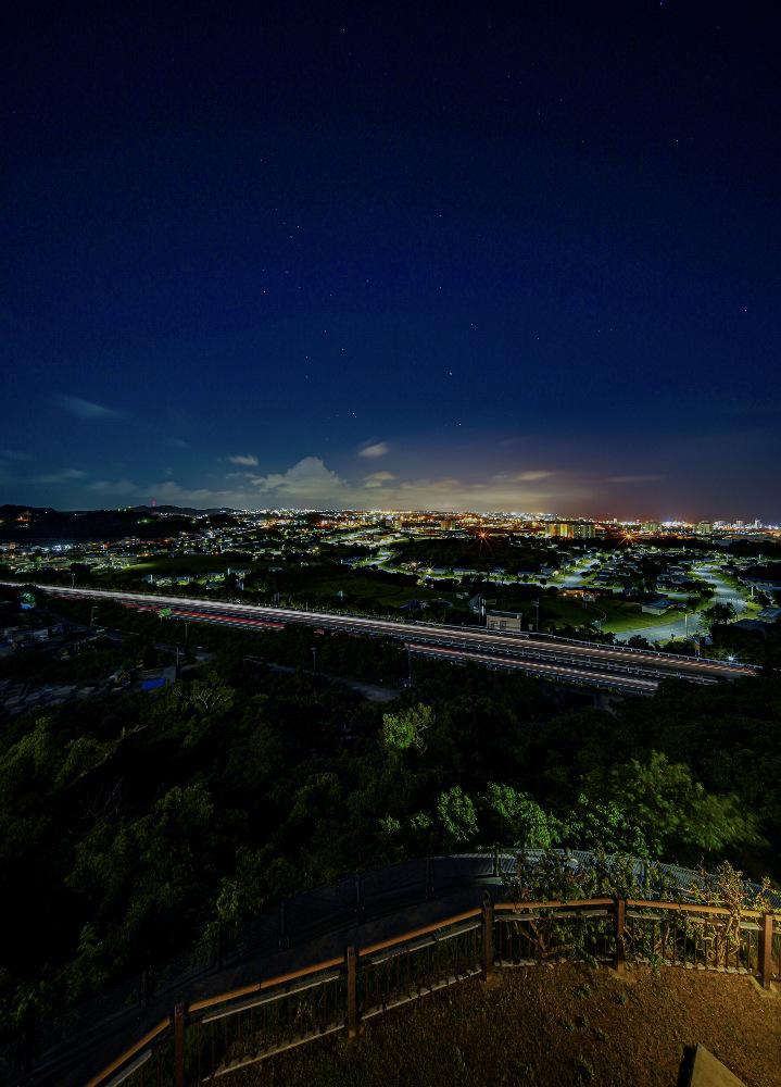 沖縄の夜景 4