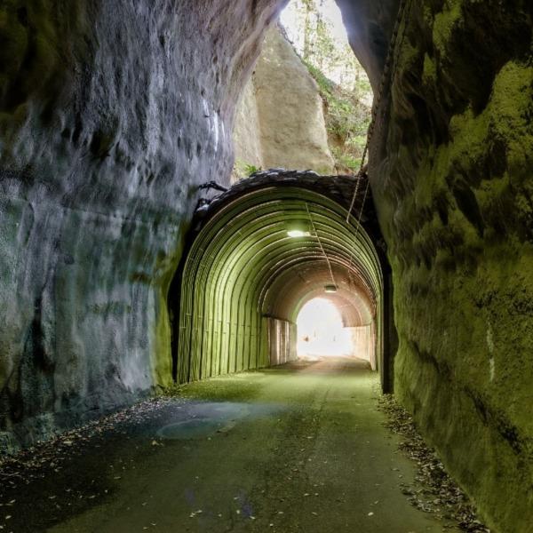 共栄・向山トンネル(養老渓谷)