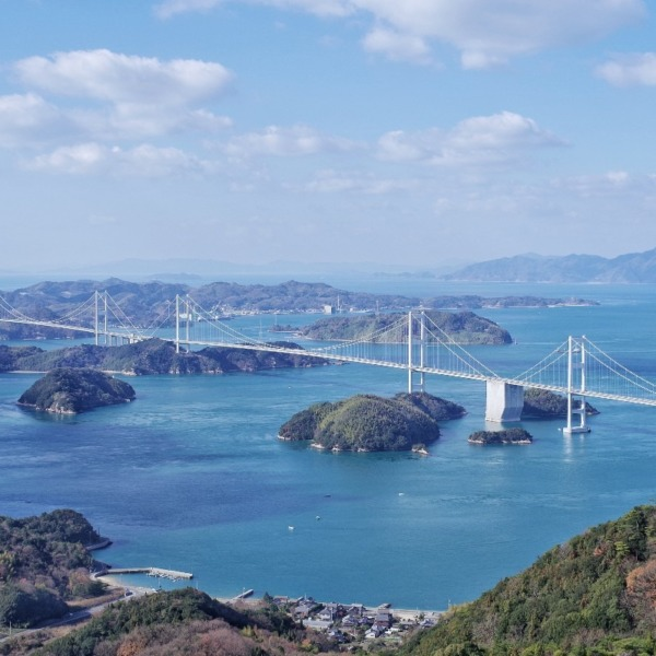 来島海峡大橋(しまなみ海道)