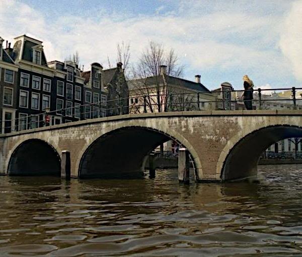 アムステルダム めがね橋