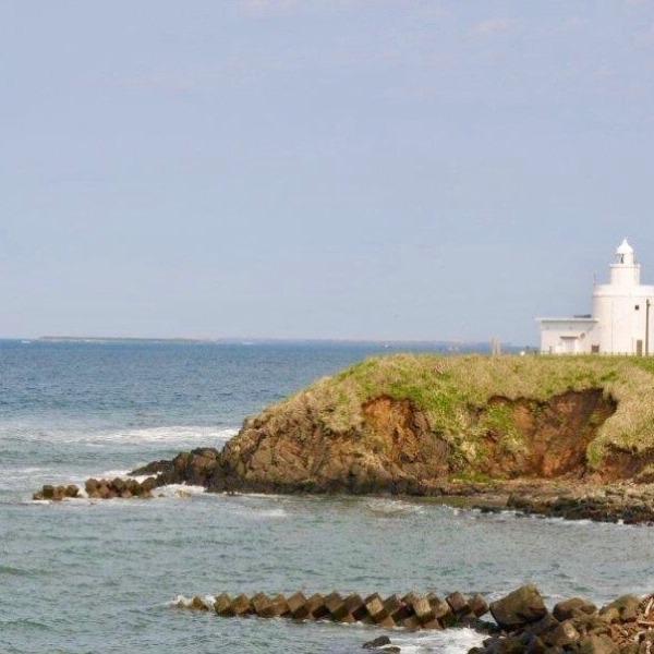 納沙布岬 灯台