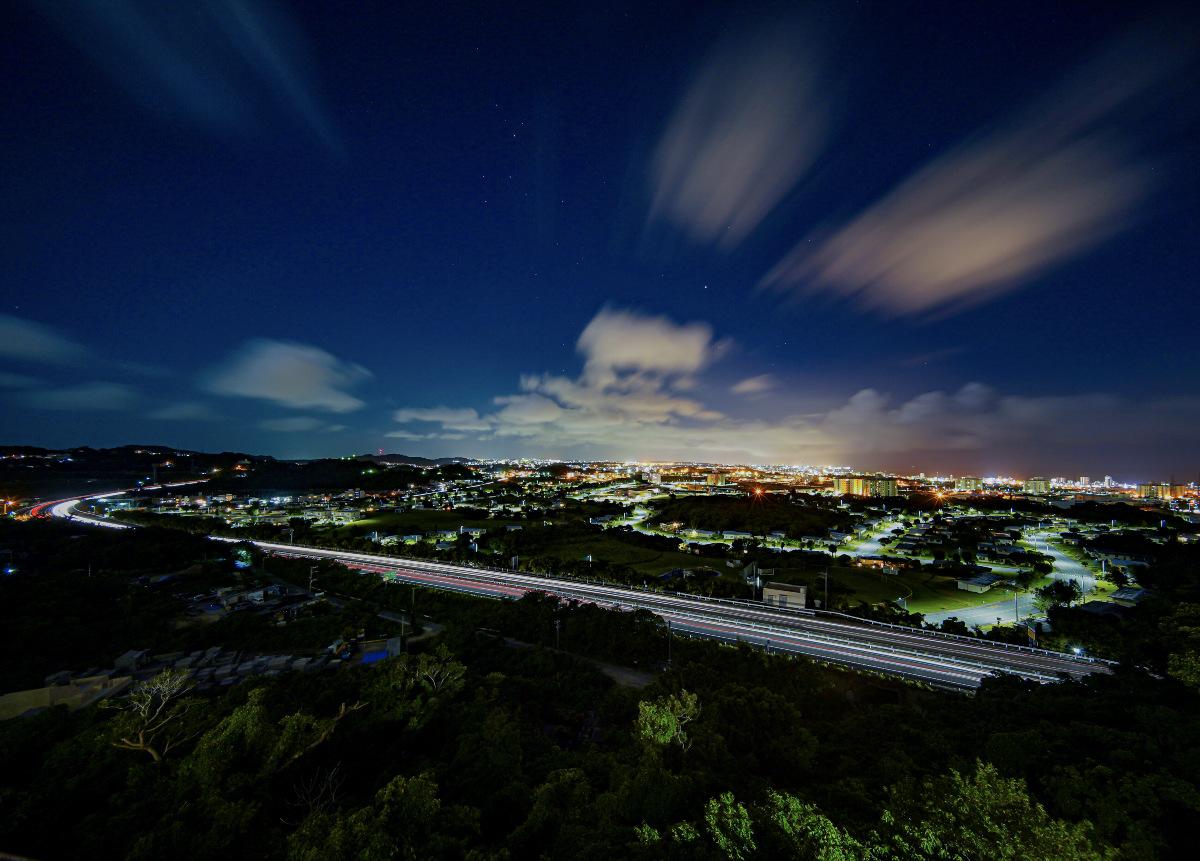沖縄の夜景 3
