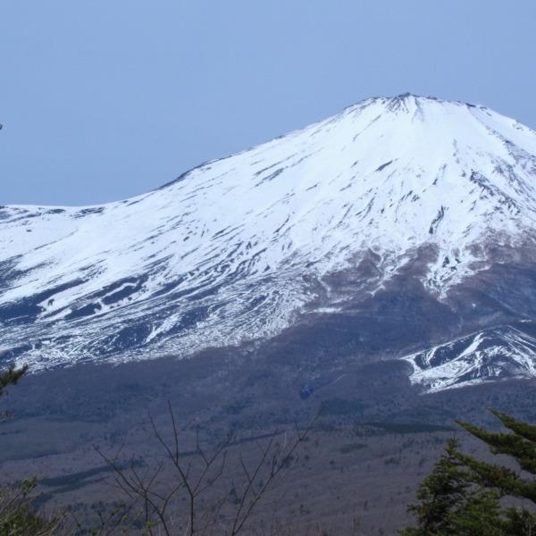 富士山(三国山展望台)