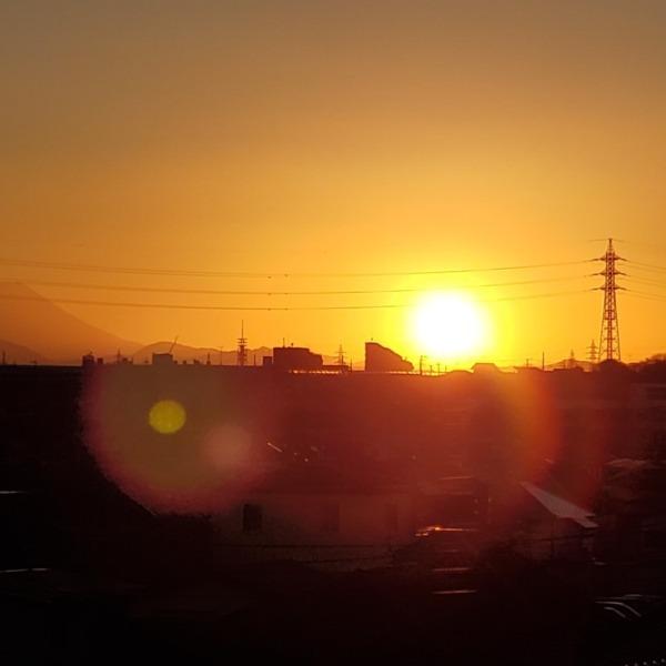 洛陽と富士山(3)