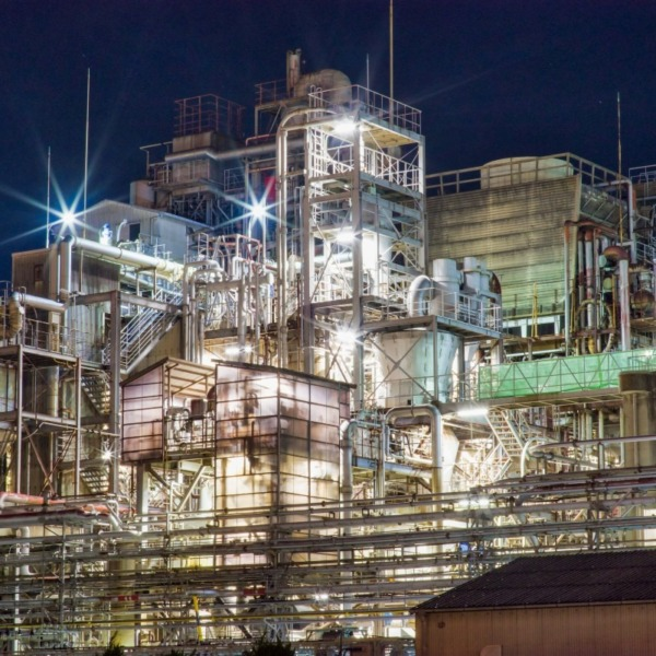 ー工場夜景ー