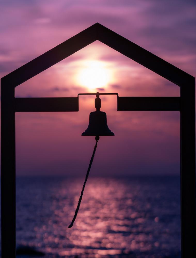 恋人達の幸せの鐘