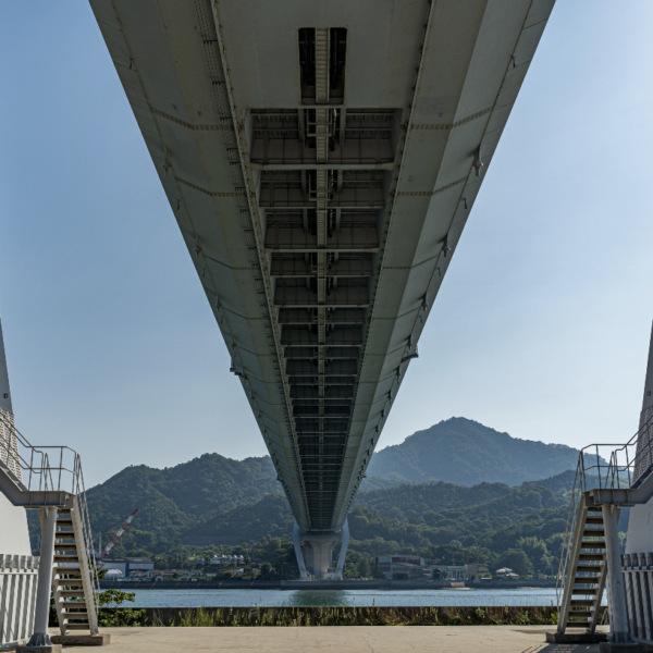 しまなみ海道 生口橋3