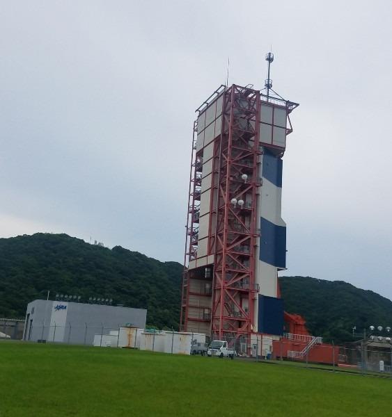 鹿児島県内之浦宇宙空間観測所