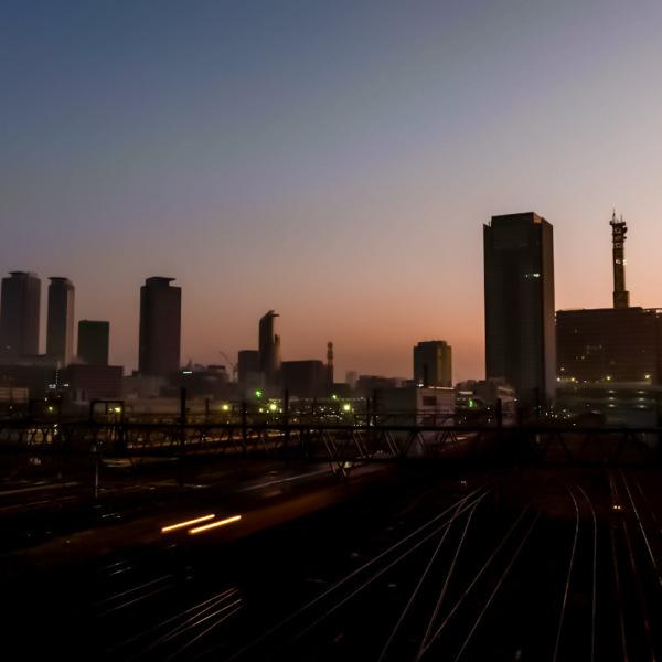 名古屋情景