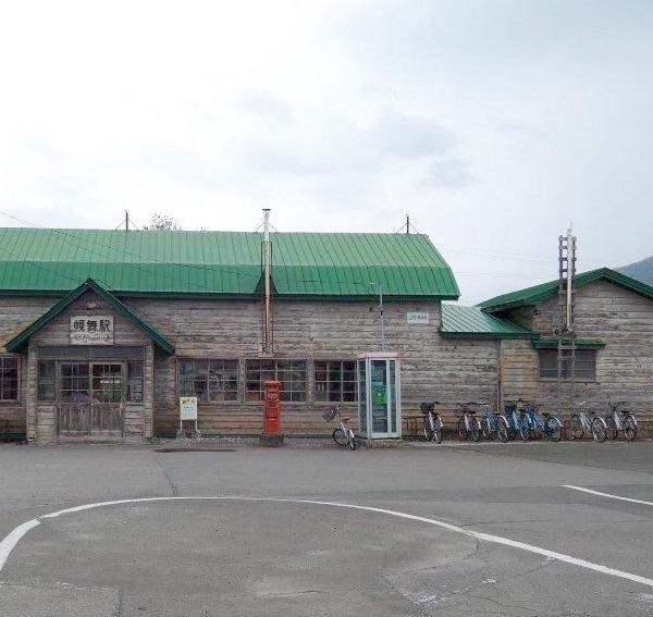 鉄道員(ぽっぽや)の駅 幌舞
