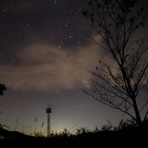 塚原高原の星系