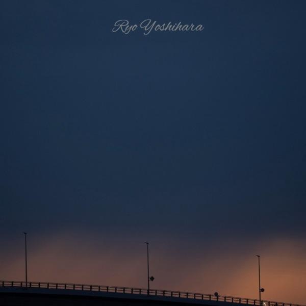 夜明けの河川敷
