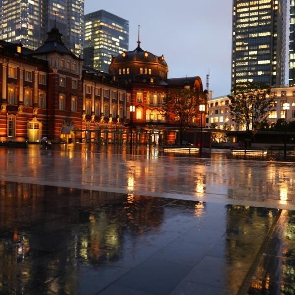 東京駅/ベネチアの香り✨時空間を超えた伝統美