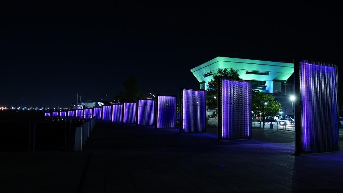 横浜夜景💖/希望の灯り✨