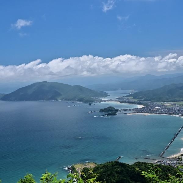 青葉山(若狭富士)からの絶景