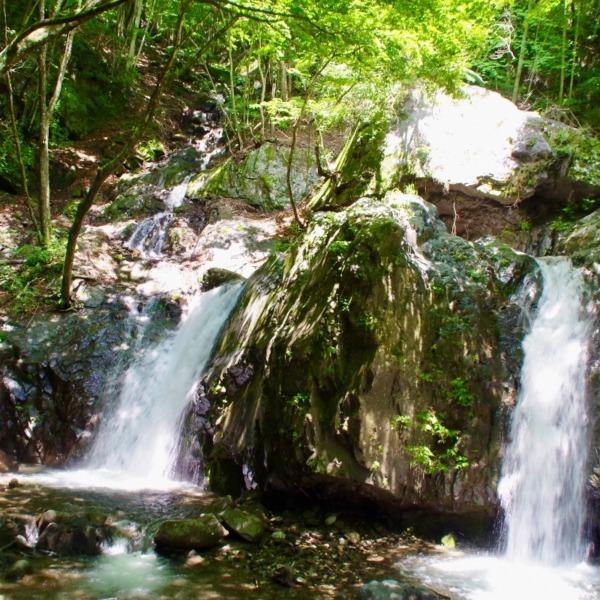 「乙女の滝」