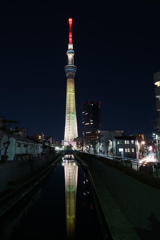 東京スカイツリー/鎮魂と復興への想い