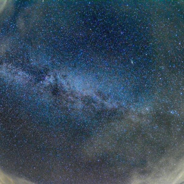 宇宙を目視