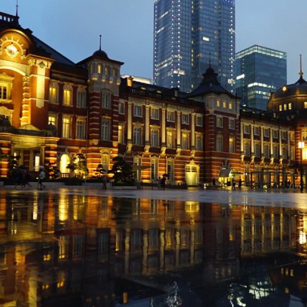 東京駅/ベネチアの香り