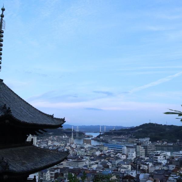 日本を感じる街