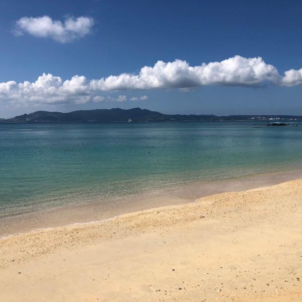 沖縄県名護市喜瀬(ナゴシ・キセ)の海
