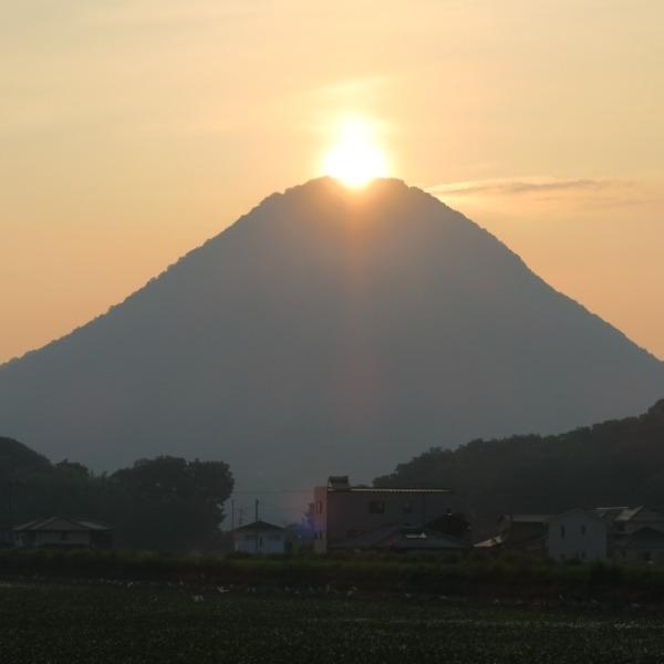 ダイヤモンド讃岐富士