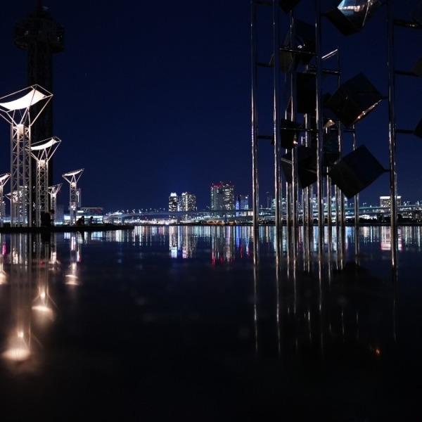 晴海埠頭/やすらぎの灯り✨