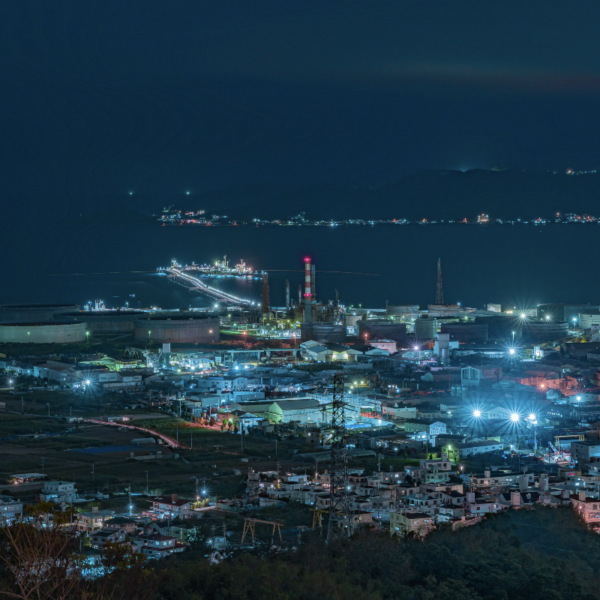 沖縄セクシー夜景