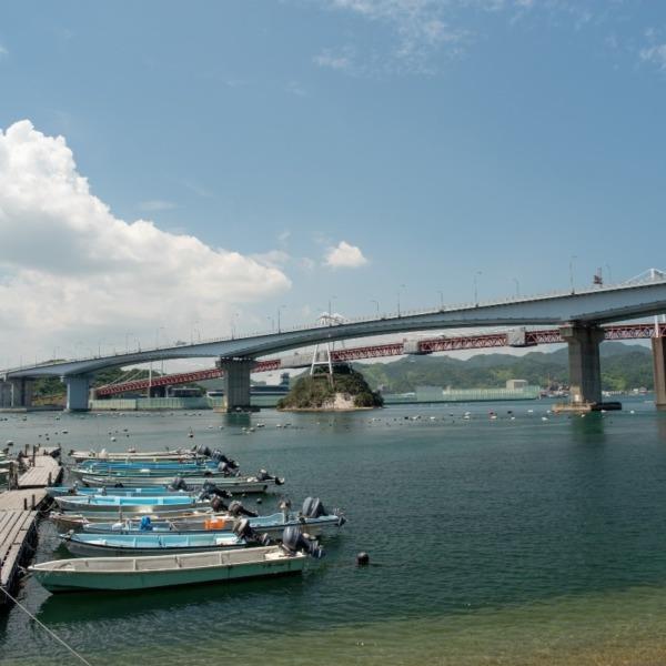 ー小鳴門橋ー