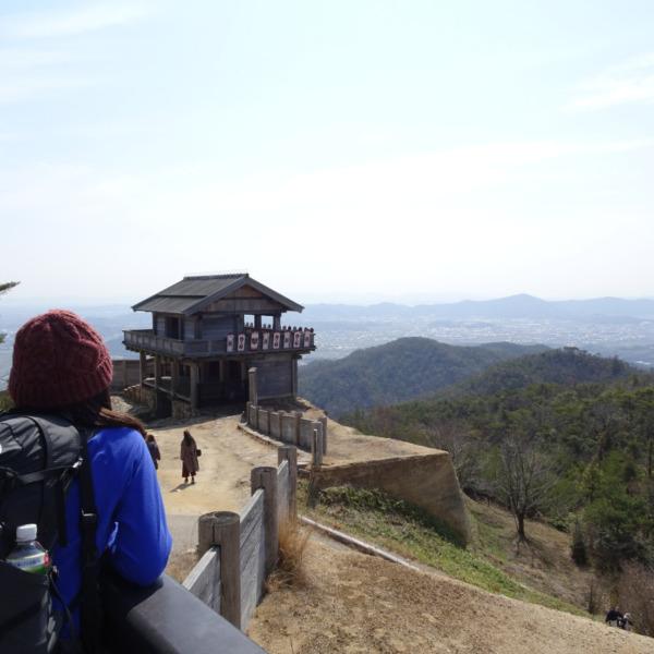 【絶景登山道】晴れの国 岡山を見下ろす大パノラマ!