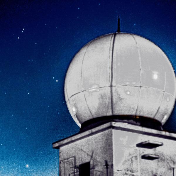 灰ヶ峰展望台の星空