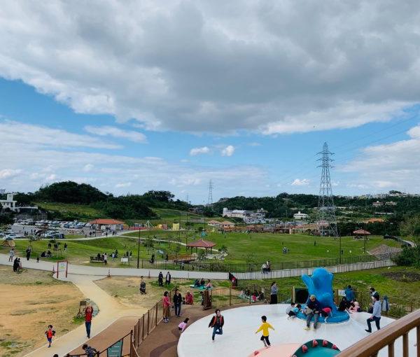 子供達大好き公園!中城(なかぐすく)公園