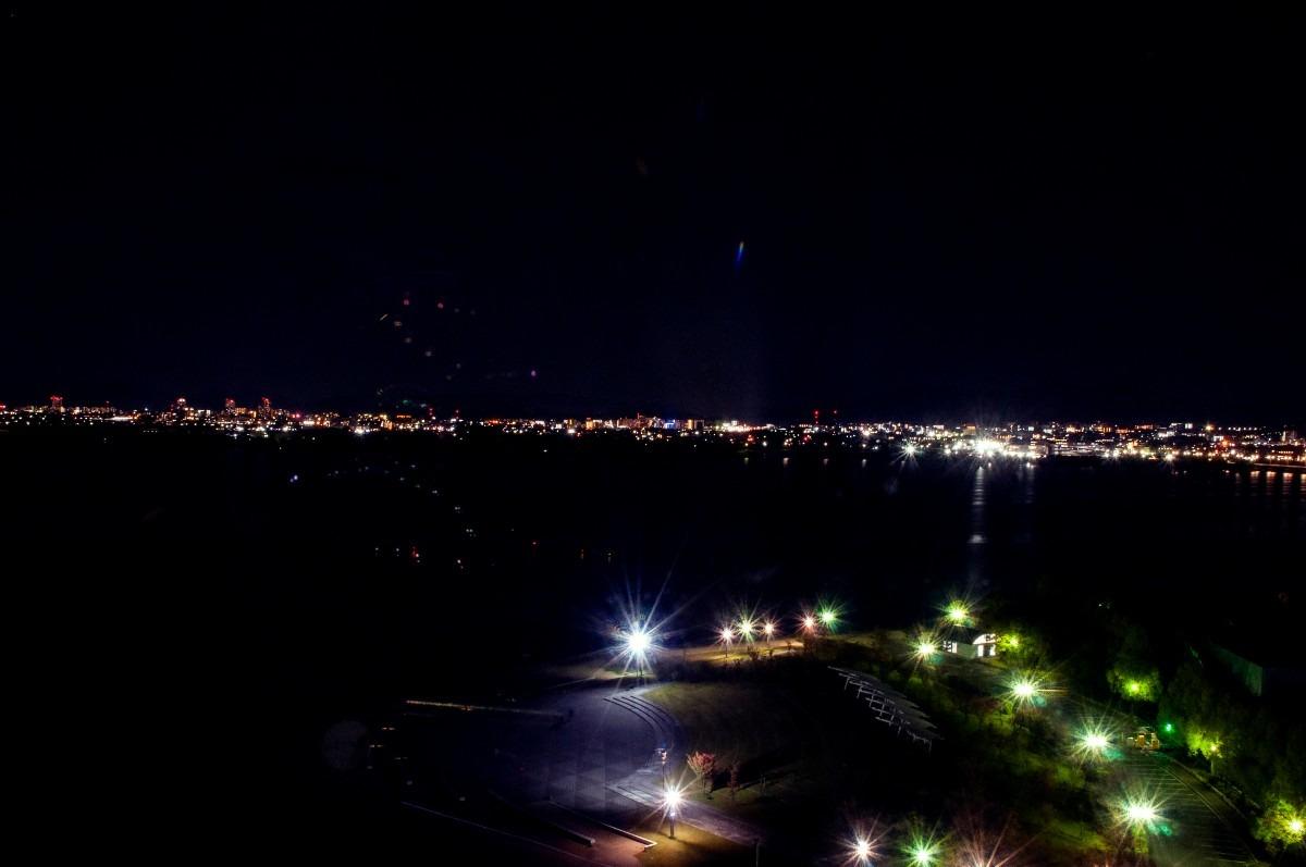 びわ湖夜景