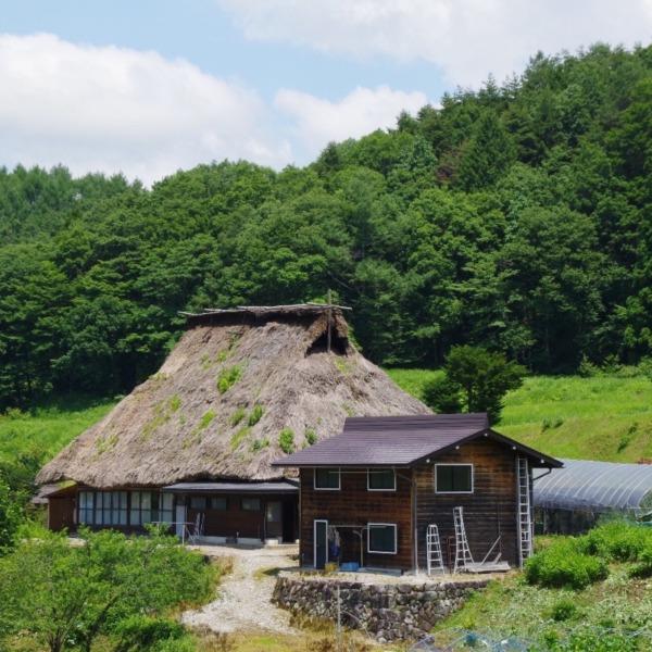 日本の里100選「山之村」