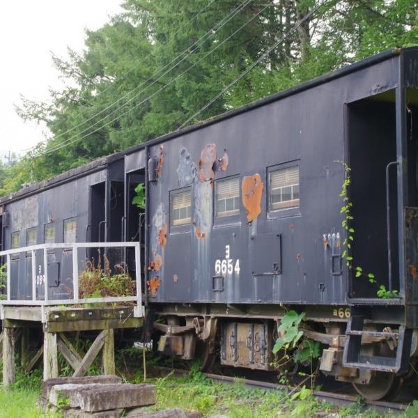 「旧国鉄貨車」