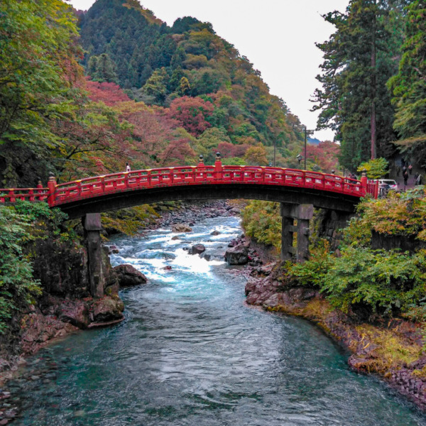 日光 神橋
