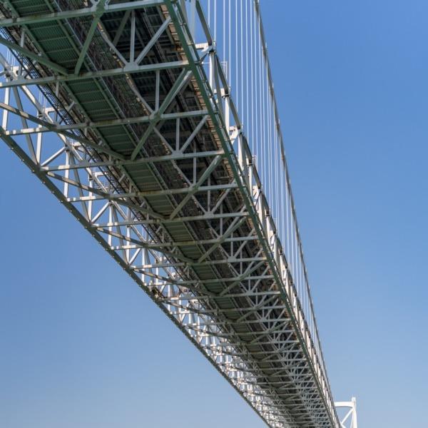 しまなみ海道 因島大橋 3