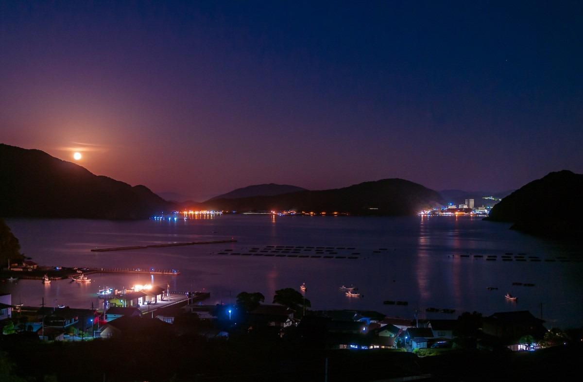 『高浜浄夜』
