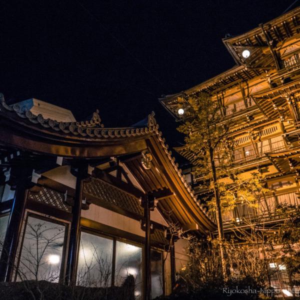 渋温泉・金具屋旅館