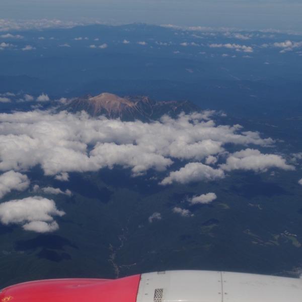 「木曽御嶽山」